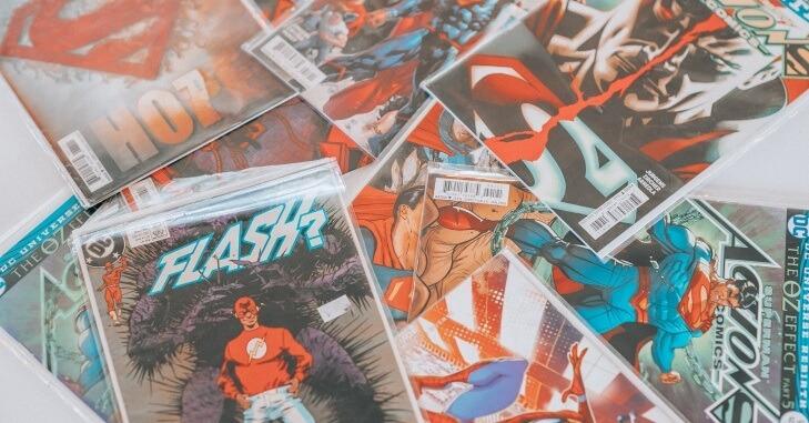 Ilustrativna fotografija različitih stripova