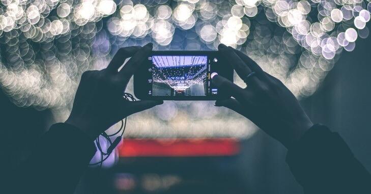Fotografisanje telefonom