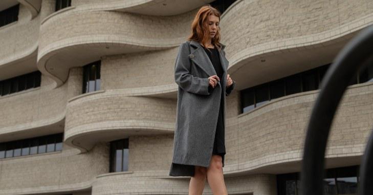 Dugački ženski kaput