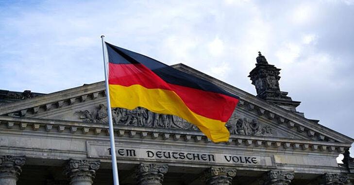 prikaz nemačke zastave n