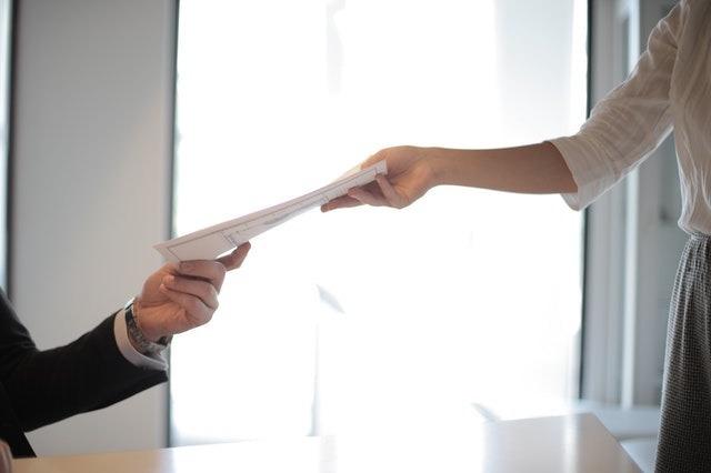 predaja ugovora o zaposlenju